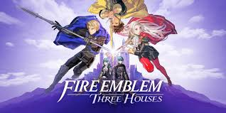 Fire Emblem: Three Houses sur jdrpg.fr