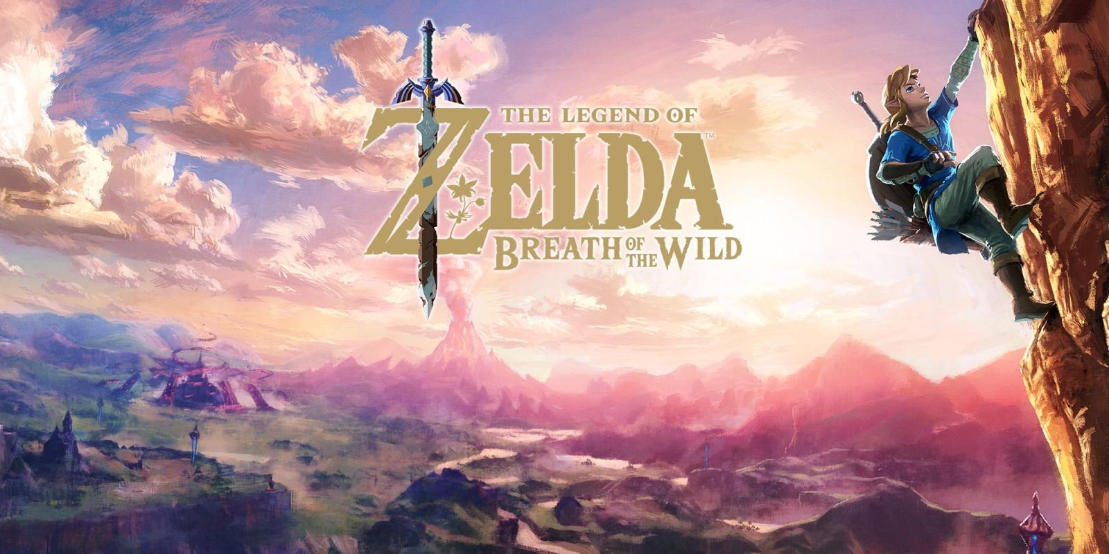 The Legend of Zelda: Breath of the Wild jdrpg.fr