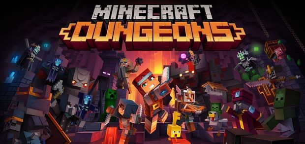 Minecraft Dungeons est sur jdrpg.fr