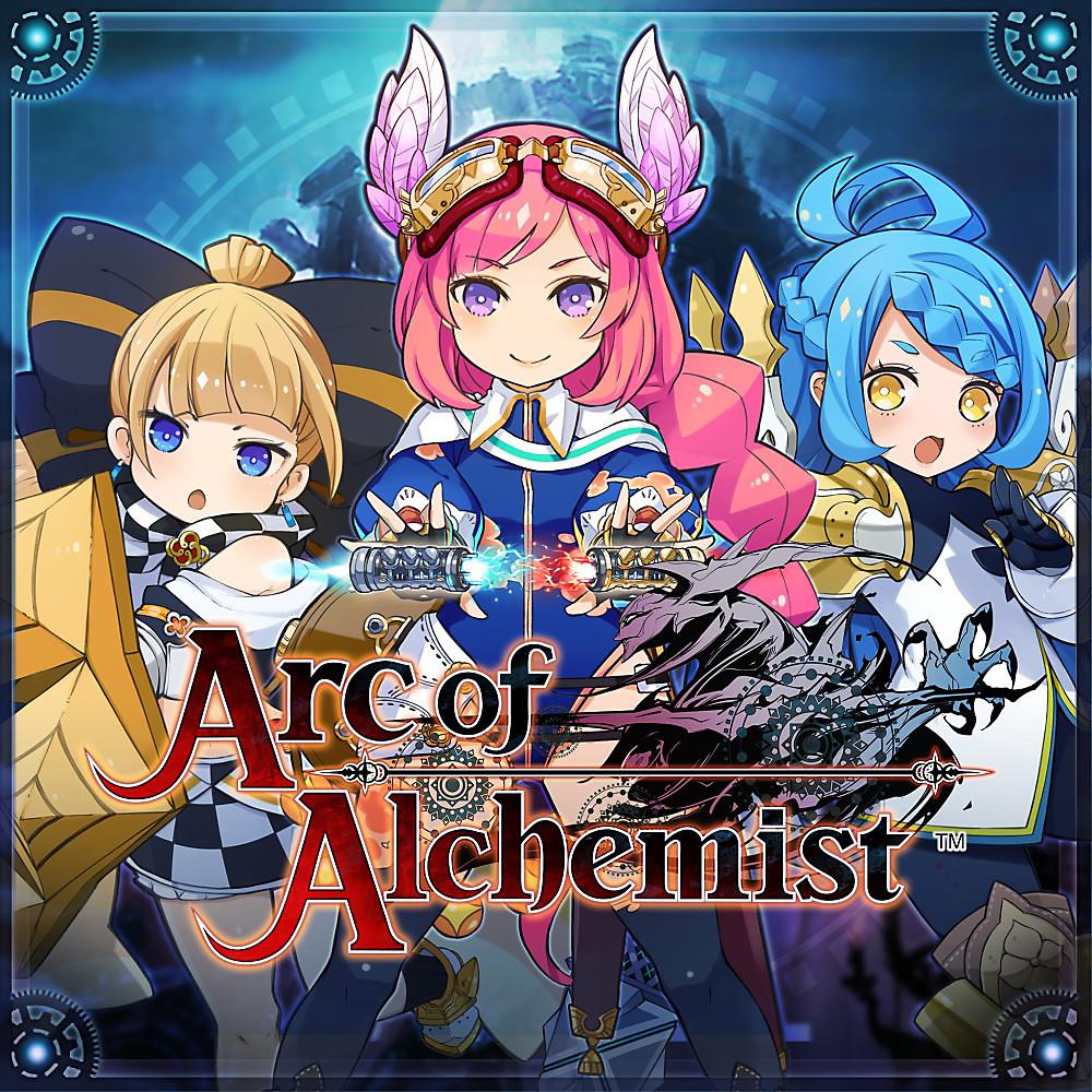 Arc of Alchemist sur jdrpg.fr