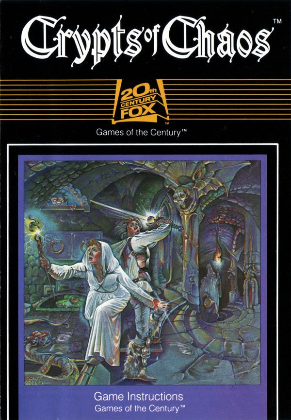 Crypts of Chaos sur jdrpg.fr