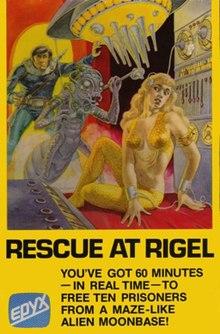 Rescue at Rigel sur jdrpg.fr