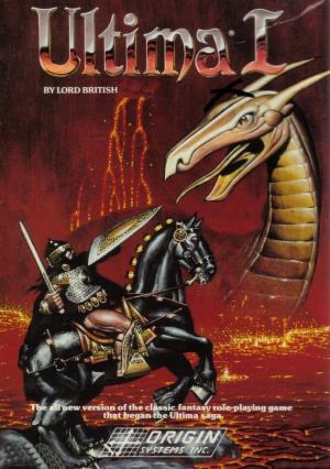 Ultima I: The First Age of Darkness sur jdrpg.fr