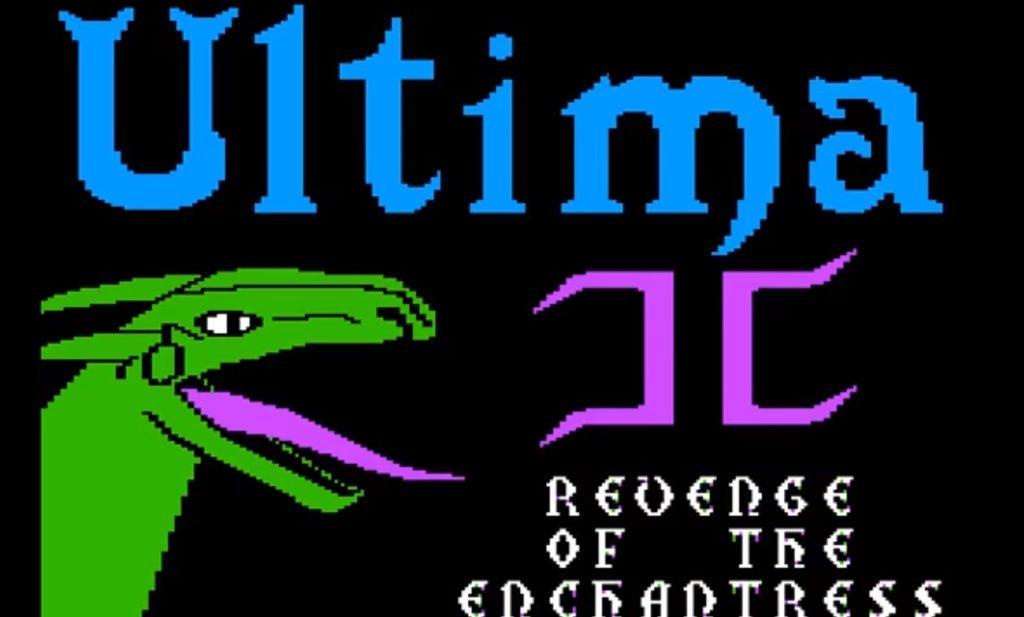 Ultima II: The Revenge of the Enchantress sur jdrpg.fr