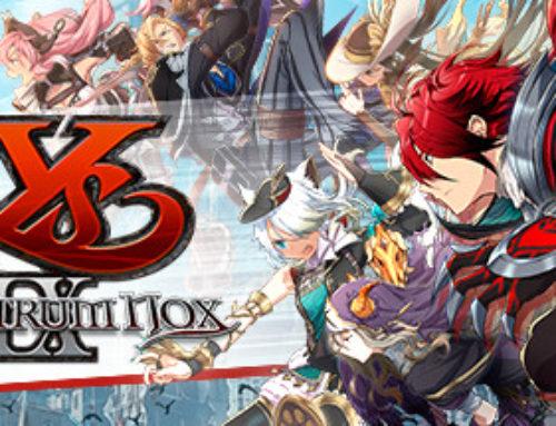 Une demo jouable pour Ys IX: Monstrum Nox