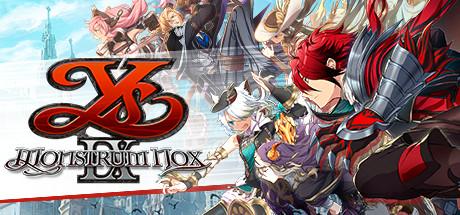 Ys IX: Monstrum Nox sur JDRPG.FR