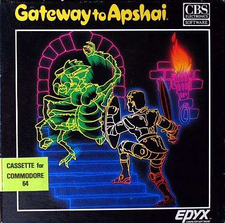 Gateway to Apshai sur JDRPG.FR