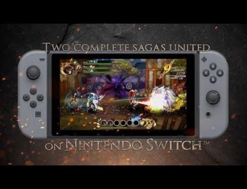 Fallen Legion: Rise to Glory – Announcement Trailer (Nintendo Switch)