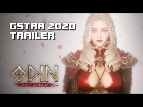 ODIN: Valhalla Rising – In-Game Trailer (GStar 2020) – Mobile & PC – F2P – KR