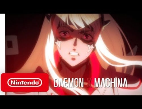 DAEMON X MACHINA – Mission Zero – Nintendo Switch