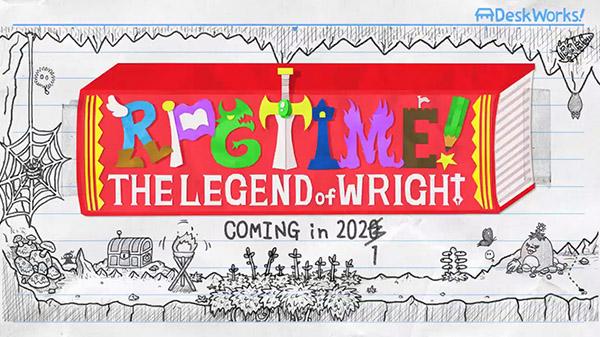 RPG Time: The Legend of Wright est finalement reporté à 2021