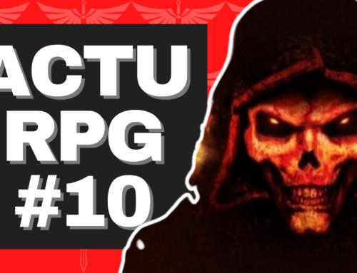 Actu RPG #10