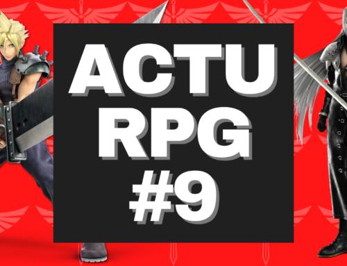 Actu RPG #9