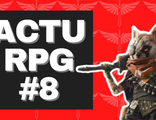 Actu RPG #8