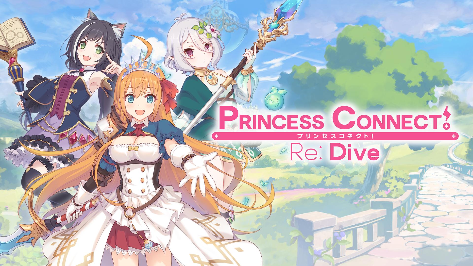 Princess Connect Re: Dive sur jdrpg.fr