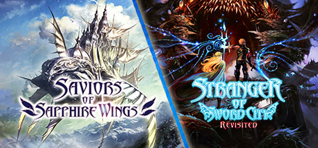 Saviors of Sapphire Wings & Stranger of Sword City Revisited sur judrpg.fr