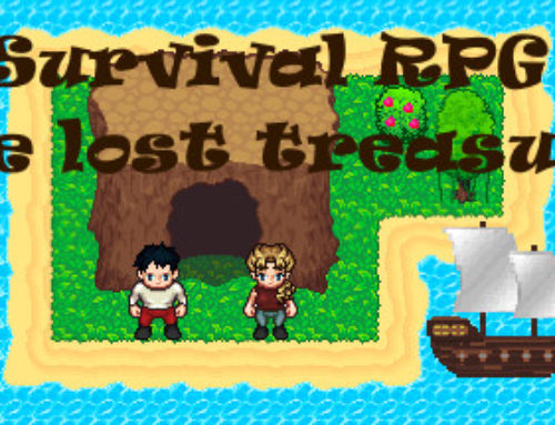 Survival RPG: The Lost Treasure