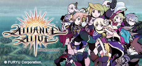 The Alliance Alive HD Remaster sur jdrpg.fr