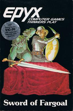 The Sword of Fargoal est sur jdrpg.fr