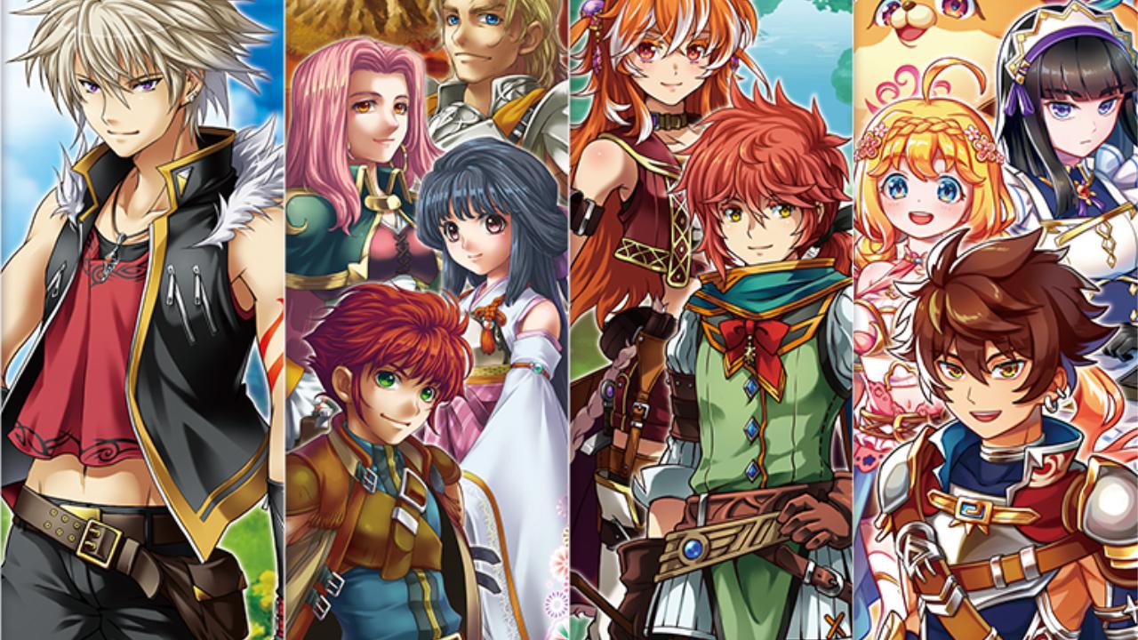 Kemco RPG Selection Vol. 7 sur jdrpg.fr