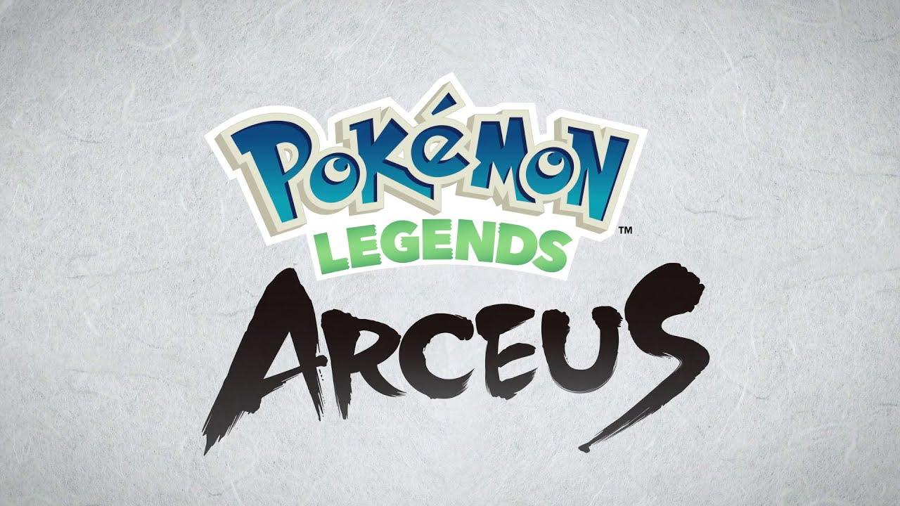 Légendes Pokémon: Arceus sur jdrpg.fr