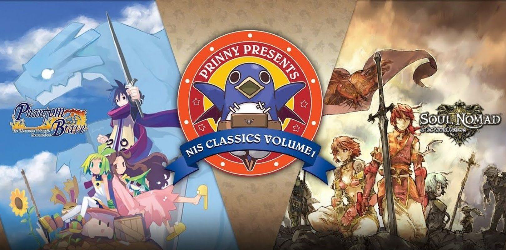 Prinny Presents NIS Classics Volume 1 sur jdrpg.fr