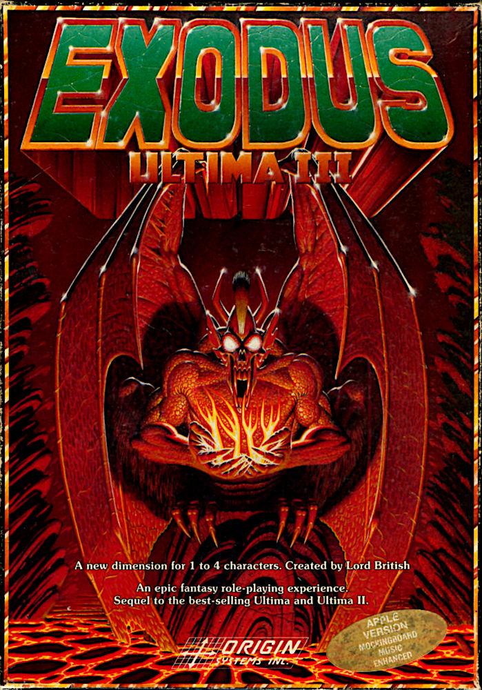 Ultima III: Exodus sur JDRPG.FR