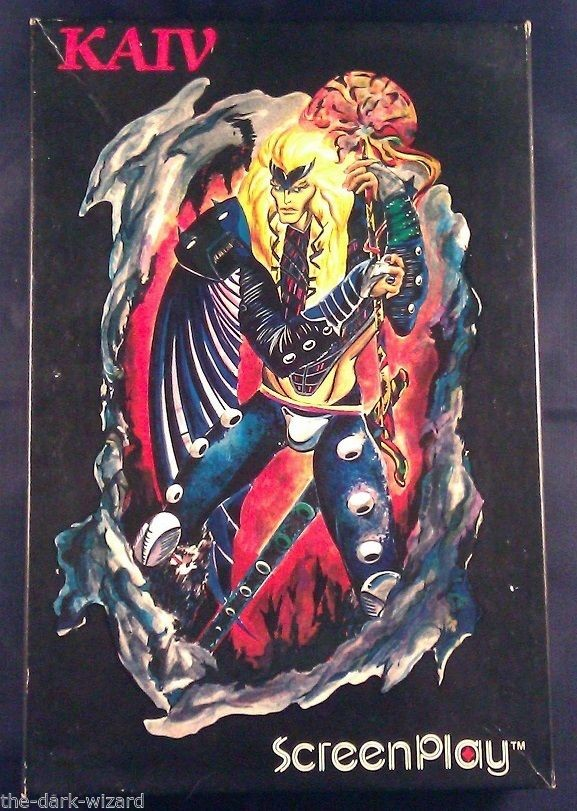 Warrior of Ras Volume II: Kaiv sur jdrpg.fr