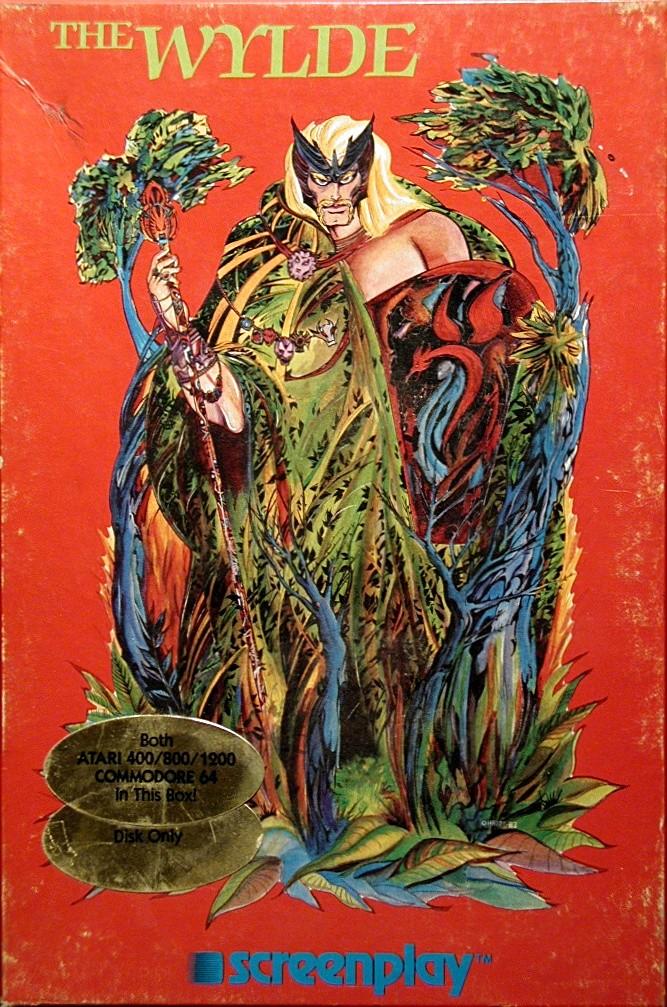 Warrior of Ras Volume III: The Wylde sur jdrpg.fr