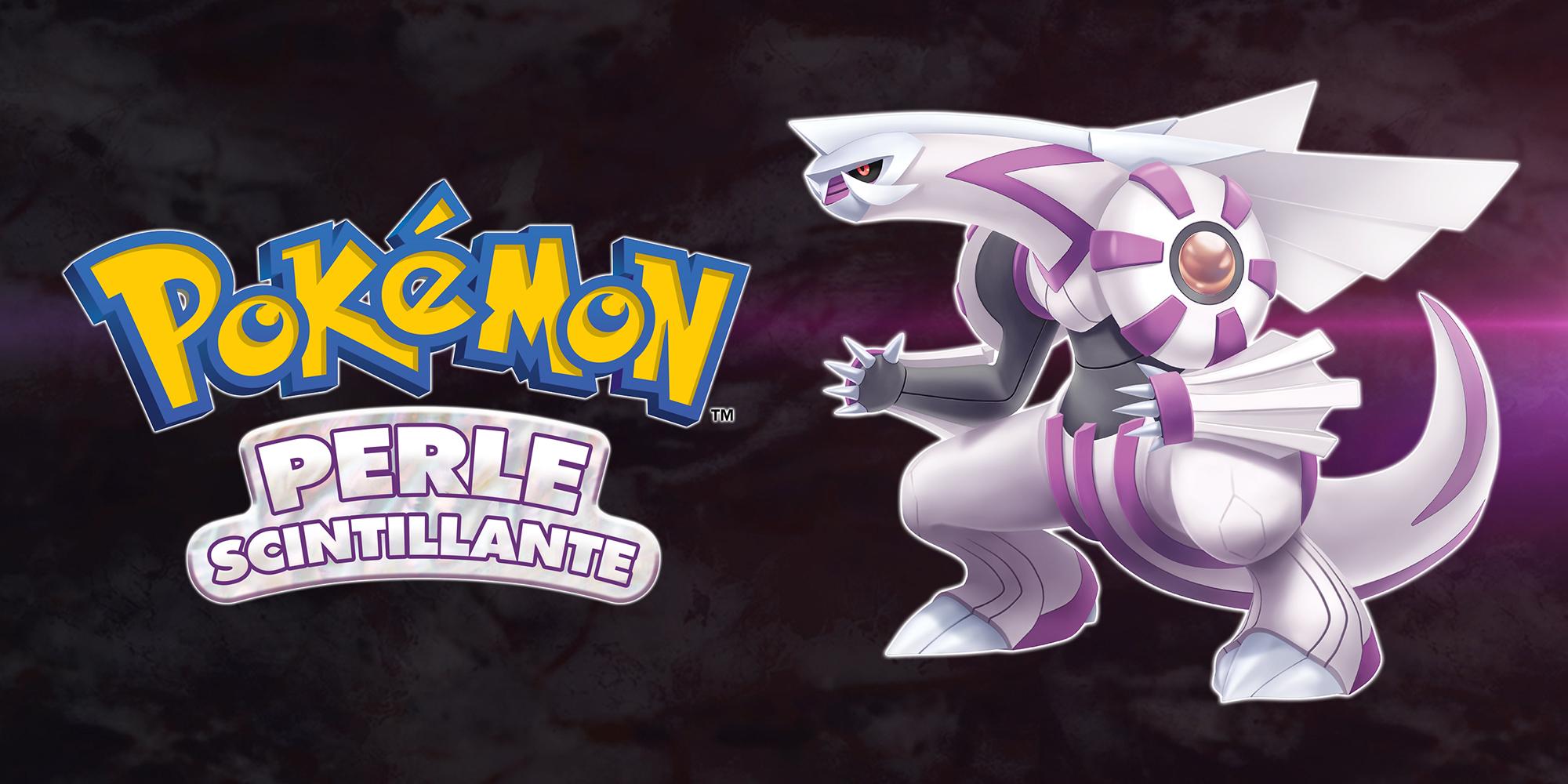 Pokémon Perle Scintillante sur jdrpg.fr