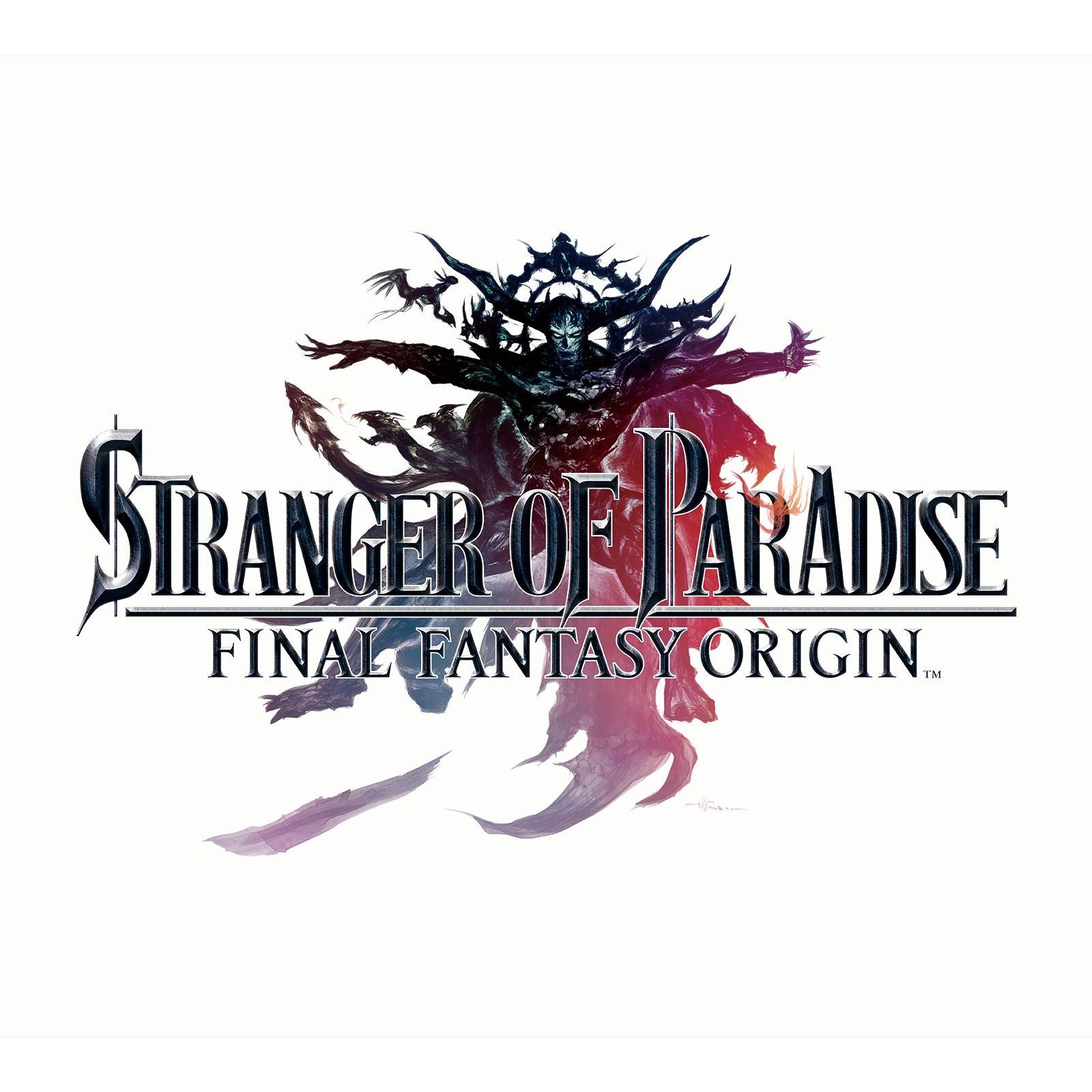 Stranger of Paradise: Final Fantasy Origin est sur jdrpg.fr