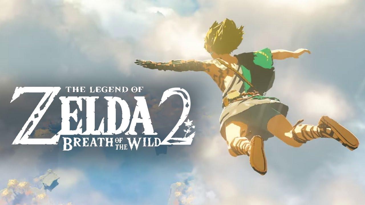 The Legend of Zelda: Breath of the Wild 2 sur jdrpg.fr