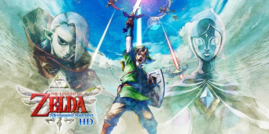 The Legend of Zelda: Skyward Sword HD sur jdrpg.fr