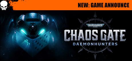 Warhammer 40,000: Chaos Gate - Daemonhunters sur jdrpg.fr